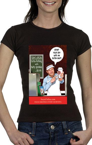 Caffe Steyn T-shirt