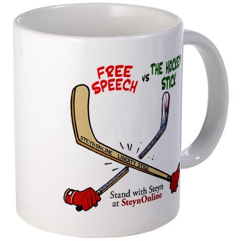 Clash of Sticks mug