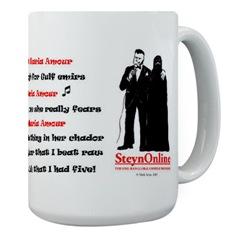 My Sharia Amour mug