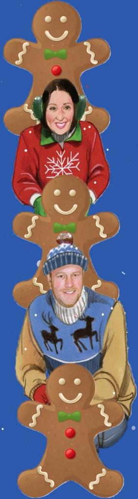 Sweet Gingerbread Man (MP3 download)
